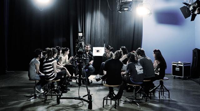 Εγκατάστεις - TV Studio